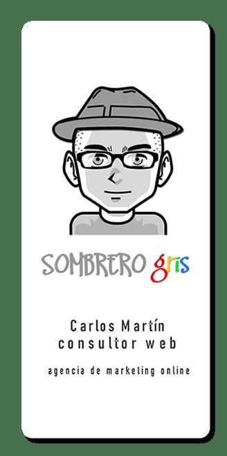Carlos Martín Consultor SEO Web